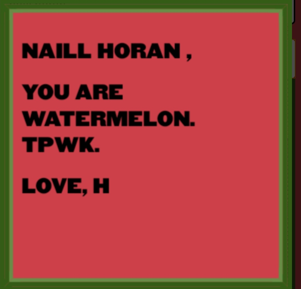 #WatermelonSugar #HarryStyles #DoYouKnowWhoYouAre