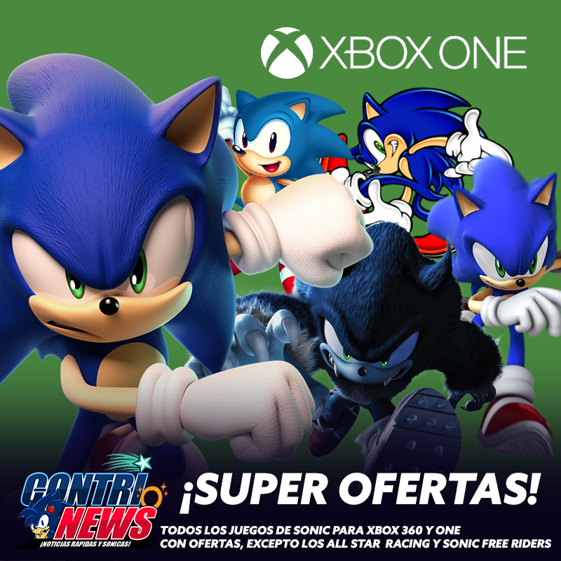 Contriteorb4 On Twitter He De Recordar Que Sonic The Hedgehog 2006 Solo Esta Disponible Para Xbox 360 Aun No Es Retrocompatible Con Xbox One