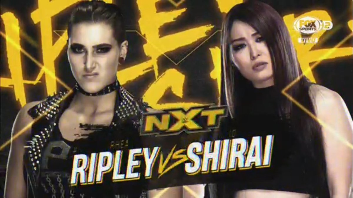 "WWE NXT Preview For Tonight: Tournament Matches, ""Takeover: In Your House"" Build, Rhea Ripley"