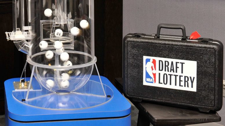 ICYMI. NBA not expected to make any changes to draft lottery process. bit.ly/2z1RIn0