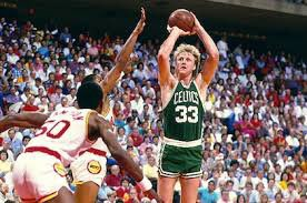 I stumbled upon Game 6 of the 1986 NBA Finals last night and I somehow watched the whole thing. My conclusions: 1. Amidst all the MJ nostalgia, you need to watch Bird in his prime. 16/8/8 in the first half. Just electric each time he touched the ball. 2. I need sports back.