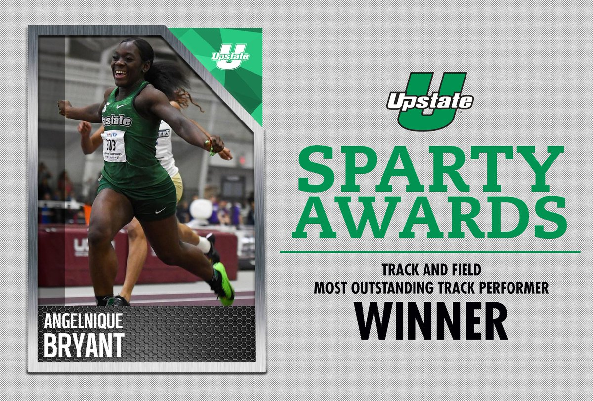 This afternoon we want to recognize some of our top performers from this past Track and Field season.  #Spartys2020 https://t.co/wMBSSC3kkW