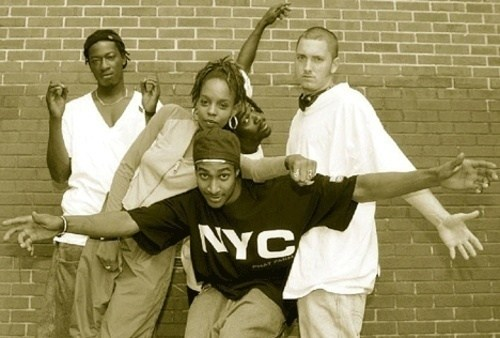 "Eminem Pictures on Twitter: ""Eminem & Outsidaz (1997).… """