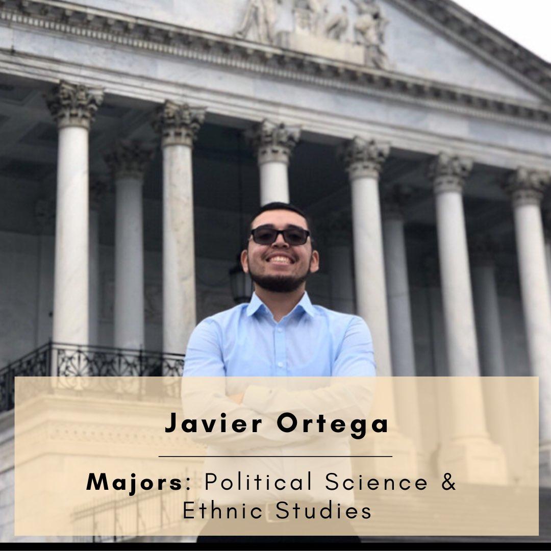 #SeniorProfiles allows us to showcase the hard-work and resiliency of our graduating #classof2020! Help us congratulate senior, @Javier_Ortega97! 🎓 #SCULEADScholars #CelebrateFirstGen #LifeAtSCU #DiscoverSCU #FirstGenProud