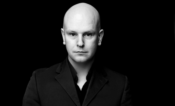 Happy birthday, Phil Selway!   Photo by