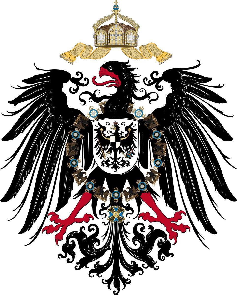 """ハーバー в Twitter: """"ドイツ国章 どれがお好き? プロイセン王国 ..."""