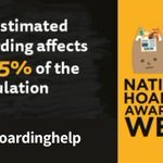 Image for the Tweet beginning: During #NHAW2020 #hoardinghelp we will