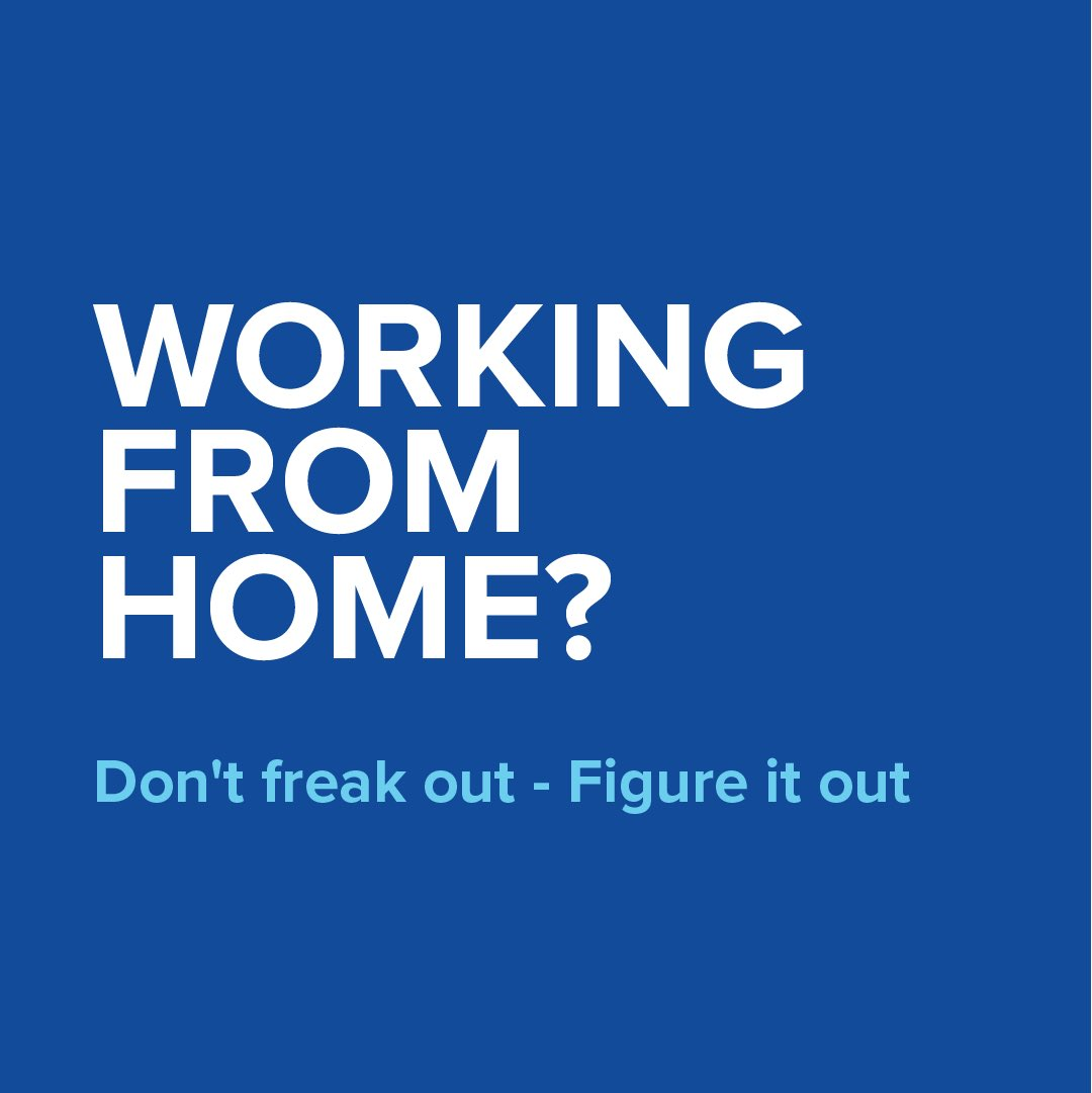 Everyone's working from home it seems but Have you figured it out Or are you freaking out?  Read our tips on working from home to make the best out of it.  يبدو أن الجميع يعملون من المنزل ، ولكن هل اكتشفت ذلك ؟  اقرأ نصائحنا حول العمل من المنزل لتحقيق أقصى استفادة منه. https://t.co/k5hiubsyxv
