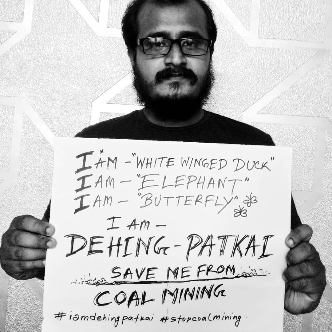 "Save ""Dehing-Patkai"" from coal mining. Save amazon of the east. @NatureIn_Focus @rohitvaarma @KalyanVarma @SanctuaryAsia @dipankarghose @upasana_ganguly @wti_org_india @nehaa_sinha @prernabindra @bahardutt @iam_juhi @deespeak @RandeepHooda @NatGeo https://t.co/hh8JIm76hF"