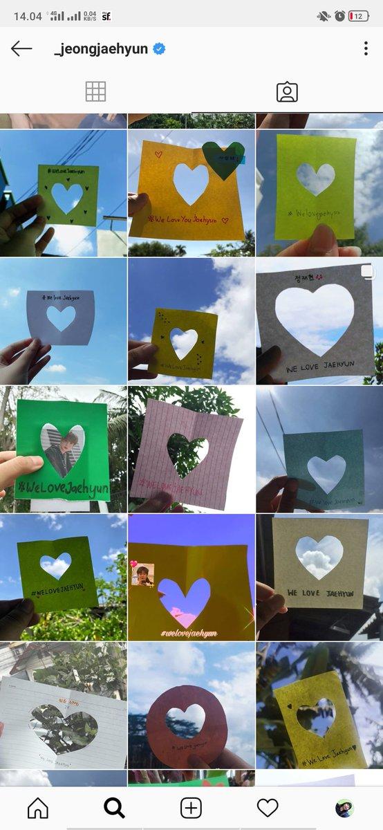 Thxu Sijeuni 💚 💚 💚 #WeLoveYouJaehyun https://t.co/2GYy3ZNMYw