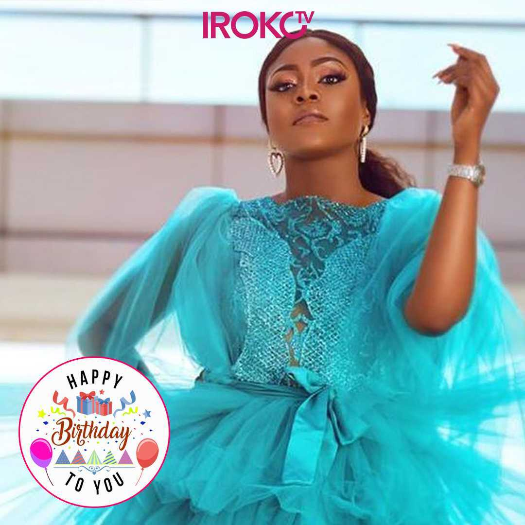 Happy birthday queen @eegomoney.    Do have our best wishes and have a wonderful day.  #irokotv #irokonchill #bestofirokotv #nigeriancelebrities #NigerianActors #nollywood #Maybirthdays #EgoNwosupic.twitter.com/GwDZRlSlbb