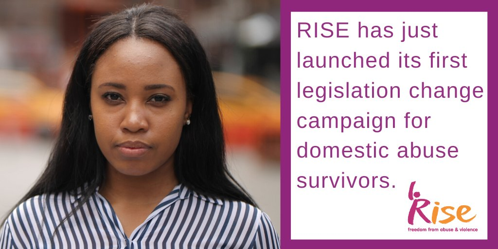 JUST LAUNCHED 📢RISEs 1st legislation change campaign >riseuk.org.uk/news/2020/rise… #DomesticAbuse survivors whove been through the #trauma of #abuse & ordeal of court shouldnt have their privacy & safety compromised by being named in the press. Lets change the law to protect them