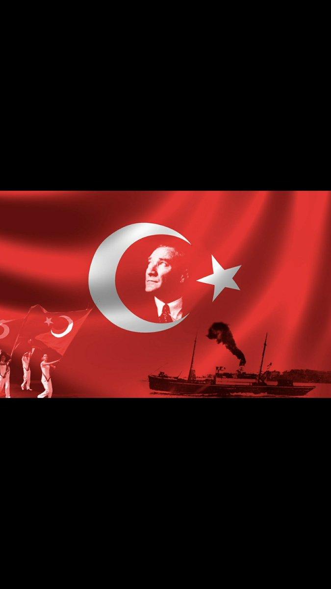 Ey yükselen yeni nesil,gelecek sizindir.Cumhuriyeti biz kurduk;onu yükseltecek ve sürdürecek sizsiniz.Mustafa Kemal ATATÜRK Atatürk'ü Anma,Gençlik ve Spor Bayramı'mız kutlu olsun! @ziyaselcuk @zeynepglylmaz1 @muratagar60 @AdemKoca46 @harungergin @mktrky @aliihsansu_ @msirinesen https://t.co/p8056RPdL1