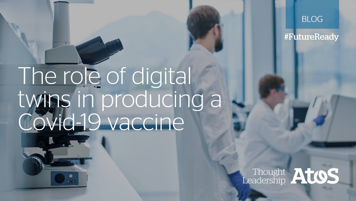Once a Covid-19 vaccine is developed, there will be a huge pressure on #pharmaceutical companies to accelerate its mass production. Find out more about the role of a data-driven #DigitalTwin solution for the vaccine production process. ➡️https://t.co/OnC1Ugqi4J  #FutureReady https://t.co/1iB3vSUSjA