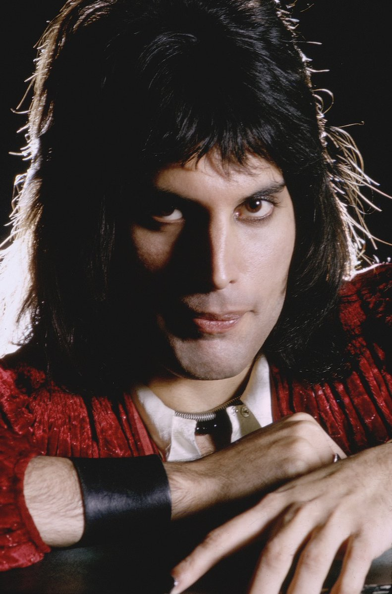'Overlooked' Freddie Photo by Mick Rock - 20% Proceeds For The NHS. #MasksforNHS ➡️️️https://t.co/0tfowqexLq https://t.co/OB9v1lBRCC