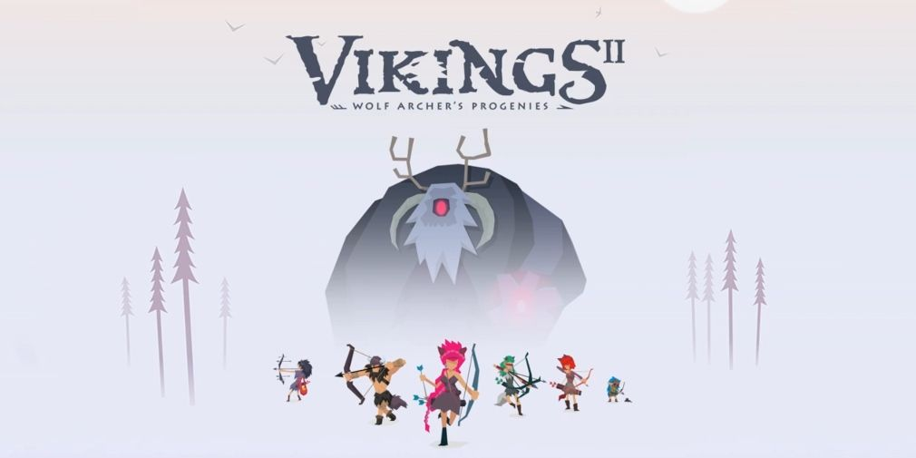 Vikings II is a shmup sequel to PinPin Teams Vikings: An Archers Journey and its available now for iOS and Android pocketgamer.com/articles/08304…