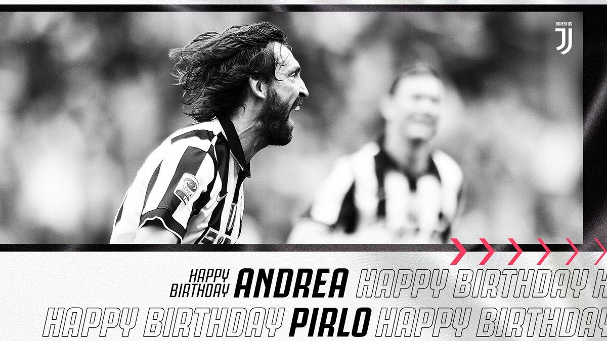 E' il compleanno del Maestro! ❤️ Auguri da tutti noi, @Pirlo_official 🎂 https://t.co/eIMt8pPUh6