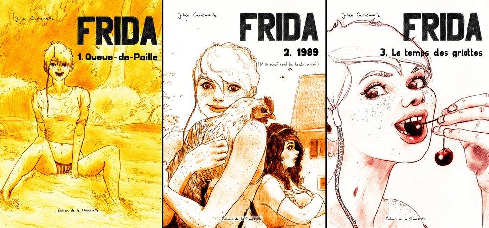 Frida 1-3 - Ed. de la Chaussette