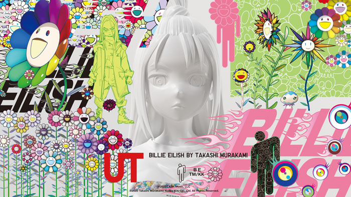La collab' Billie Eilish X Takashi Murakami chez Uniqlo   https://t.co/k7ez7u5xTs #mode #fashion #collaboration #teeshirt #streetwear #BillieEilish #BillieEilishxMurakamiUT @UNIQLO_France @billieeilish https://t.co/BsgQtazd2L
