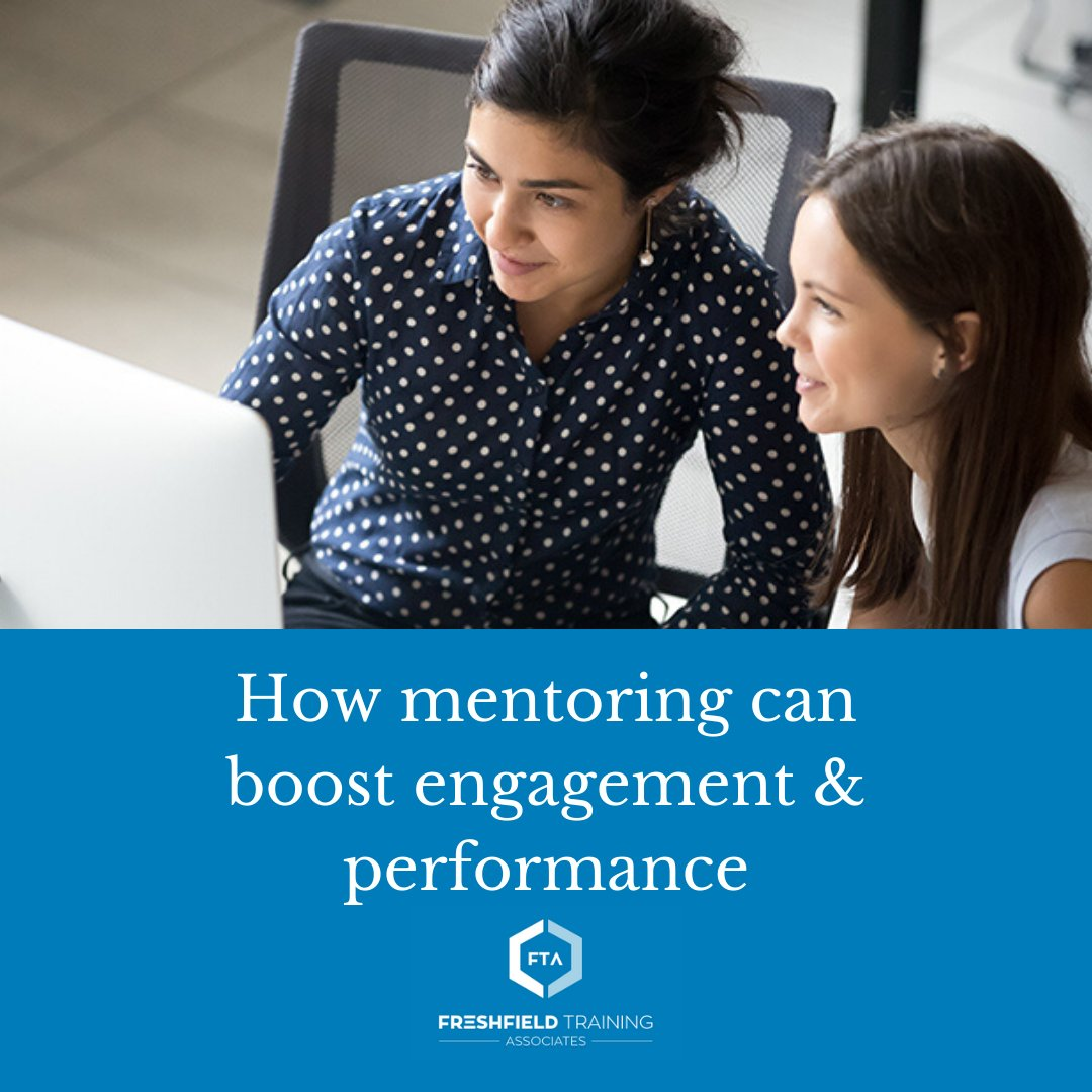 Investing time into mentorship within a business has been known to help boost performance, productivity and innovation, for example back in 2006, Gartner released the results of its five-year study of 1,000 employees which supported this.  Read more: https://t.co/oOjQ97O3WA https://t.co/1HuGylmFs6