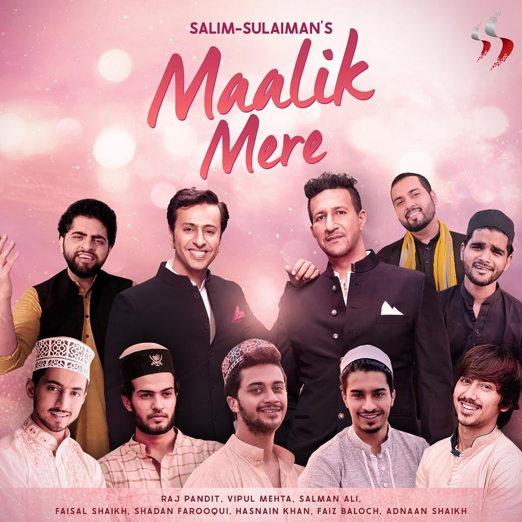 Surpassing pandemic hurdles, @slimsulaiman brings us the annual Eid song, but this time in collaboration with #Team07- they managed to bring just what we needed- a song of faith and love for humankind. 'Maalik Mere' releasing this 21st May. Stay tuned. #MyQyuki #QyukiStarpic.twitter.com/QCIcRXjEiS