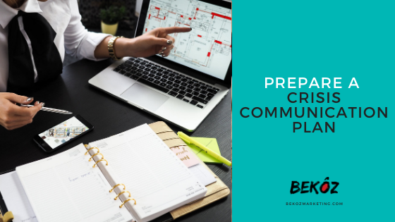Do you have a #crisiscommunication plan? Having a plan can help with quickly responding to stakeholder concerns, decreasing panic, and managing your brand reputation. Our latest blog post shares key considerations for developing a plan: bit.ly/3crvGIE.