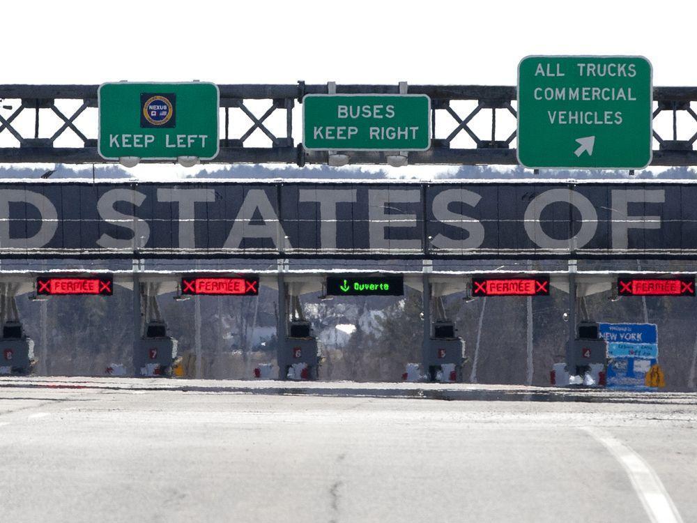 Canada, U.S. extend border closure to June 21 montrealgazette.com/news/local-new…