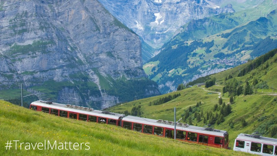 With everything happening in the world we are still looking for ways to satisfy our travel bug, have you ever considered a train trip? What destinations are on your list? #TravelMatters #SustainableTravel https://t.co/hoFCYIqWVQ