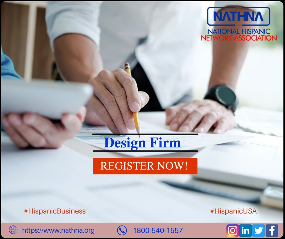 The Design Firm Member In Nathna organization are well specialized in web designing, graphic designing, logo designing, advertising, photography, and many more. visit nathna.org #Businessfirm #logodesign #Hispanicbusiness #hispanicusa #3Dprint#Webdesigning