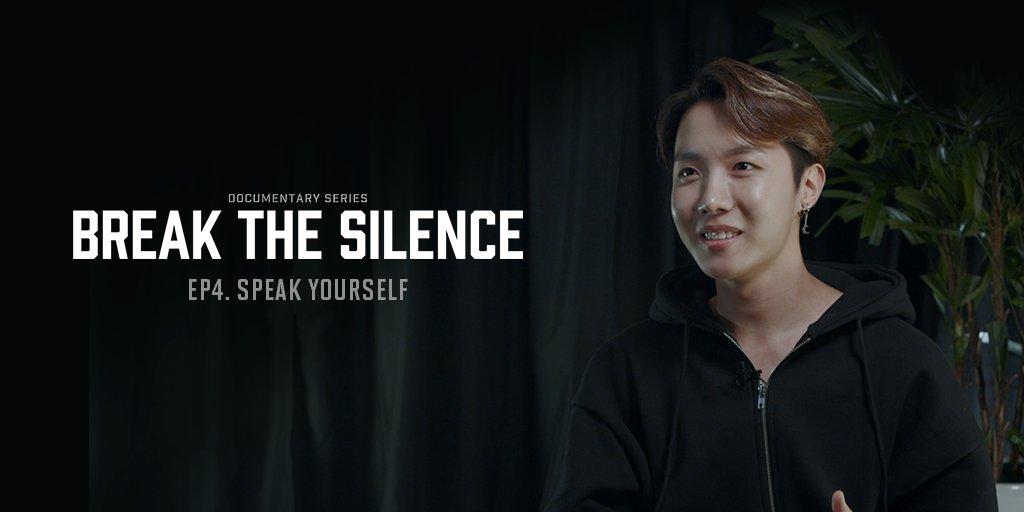 BREAK THE SILENCE 第4話では #BTS SPEAK YOURSELF ツアーの舞台裏が初公開されます。 憧れのスタジアムツアーをスタートし、悩むより Go!を掲げるメンバーにカメラが密着!🙌 EP4. SPEAK YOURSELF 👉weverse.onelink.me/qt3S/36654805 #BREAK_THE_SILENCE