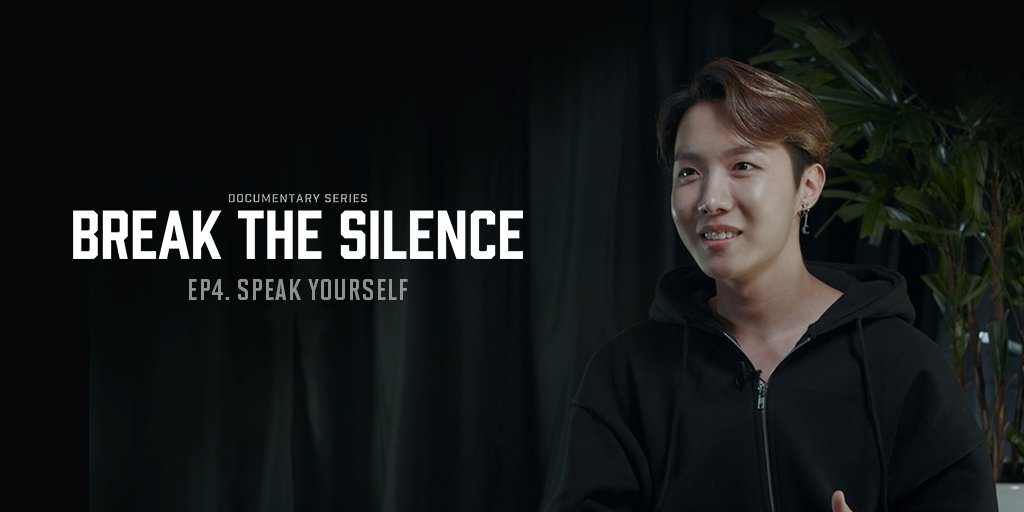 BREAK THE SILENCE EP4 reveals the behind-the-scenes of #BTS SPEAK YOURSELF Tour for the first time. Watch BTS just going instead of worrying as they start the long-awaited stadium tour of their dreams.🙌 EP4. SPEAK YOURSELF 👉weverse.onelink.me/qt3S/36654805 #BREAK_THE_SILENCE