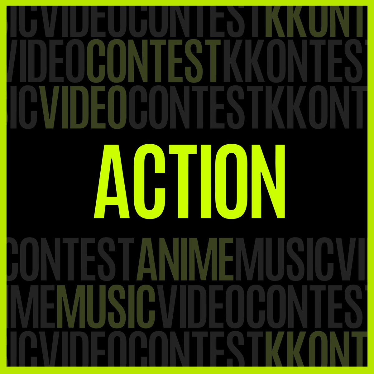 CATEGORY: ACTION  Your AMV must be longer than 1 minute  Videos focused on an adventure, battle, challenge. Anything that gets your pulse pounding!   More info about KKONTEST 2020: https://kkontest.pl/   #kkontest #amvcontest #amv #animemusicvideo #amvcontest2020pic.twitter.com/JKVnjwsBPC