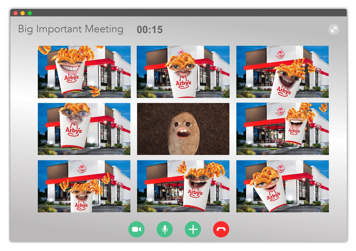 Move over potato face, there's a new spud in town. Spice up your next call with the new Curly Fry Face for Snap Camera at https://t.co/uRLI1Yb7bq https://t.co/y1UcQKaVd7