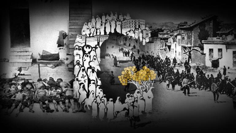 On the #PonticGenocide #RemembranceDay, in solidarity with brotherly Greek people, #Armenia honours the memory of the Greek martyrs and innocent victims who were exterminated by the #OttomanTurkey. https://t.co/sJmNJHpB9t