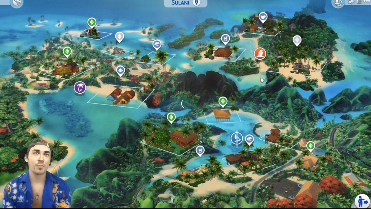 The Sims 4 Open World Preview Mod by Arnie The Sims Plus The