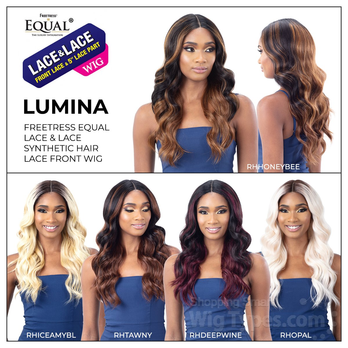 Freetress Equal Lace & Lace Synthetic Hair Lace Front Wig - LUMINA (https://soo.nr/46YV)  . . . #wigtypes #wigtypesdotcom #trendyhair #protectivestyles #blackgirlhair #blackgirlmagic #instahair #Longwigs #lacefrontwig #syntheticwigs #shakengo #lacenlace #hdlacewig #luminawigpic.twitter.com/3Fp1uOhUjl