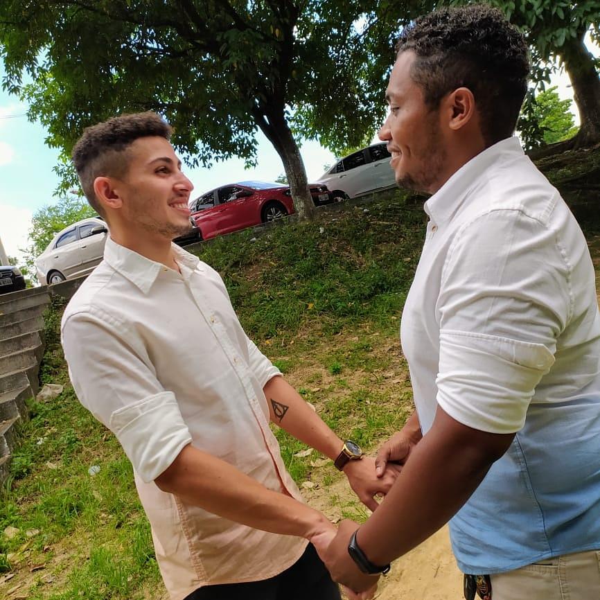 Agora casados!.. Te Amo Vida.. #gaylove #casamento #lovepic.twitter.com/BYo7zW53qp