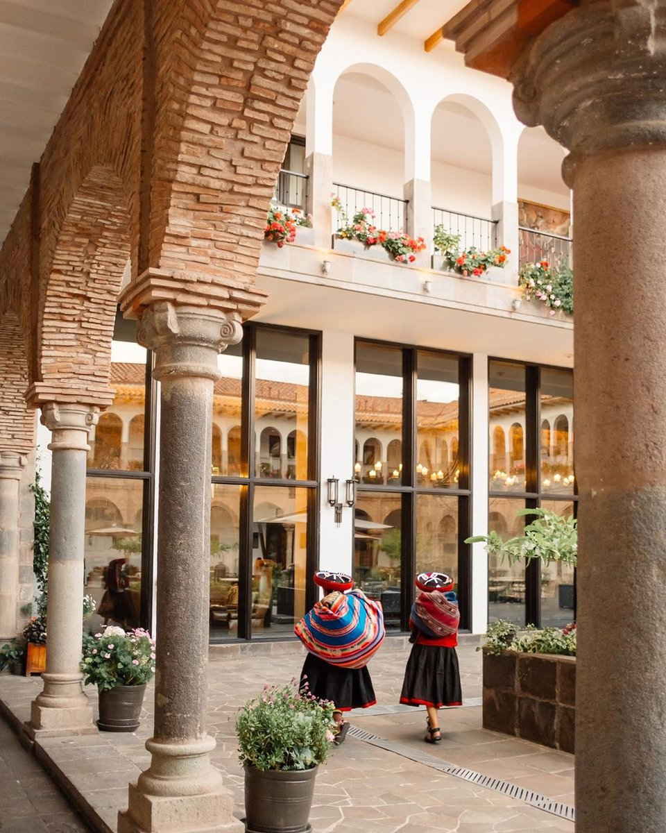 At the end of a busy day, find sanctuary at @jwmarriottcusco  Your best gay-friendly choice in Cusco, Peru   Check out all their fine features on our website:  https://www.gaytravel.com/gay-friendly-hotels/jw-marriott-el-convento-cusco…  #JWMarriott #ElConvento #Cusco #DiscoverPeru pic.twitter.com/bFYyymmwGg