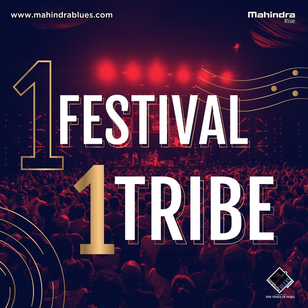There are a few things in life that stick with you like the experiences of pure unadulterated love of the arts; the last 10 years of the Mahindra Blues Festival have been nothing short of it.  #TheBluesLiveHere #10yearsofMahindraBlues #MahindraBluesFestival #MississippiToMumbai https://t.co/SP2ZvjvwKu