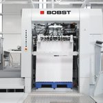 Image for the Tweet beginning: BOBST hat-trick at @simplycartons Specialist print
