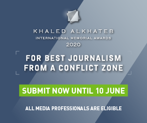 @RT_com is now accepting entries for the 2020 #KhaledAlkhateb Memorial Awards, an annual international competition that recognizes the best journalism from conflict zones. Learn more: https://award.rt.compic.twitter.com/3Sm3lVLDyN