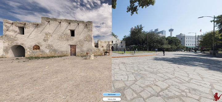 Take a virtual trip to the Alamo with our Digital Battlefield! thealamo.org/remember/savet…