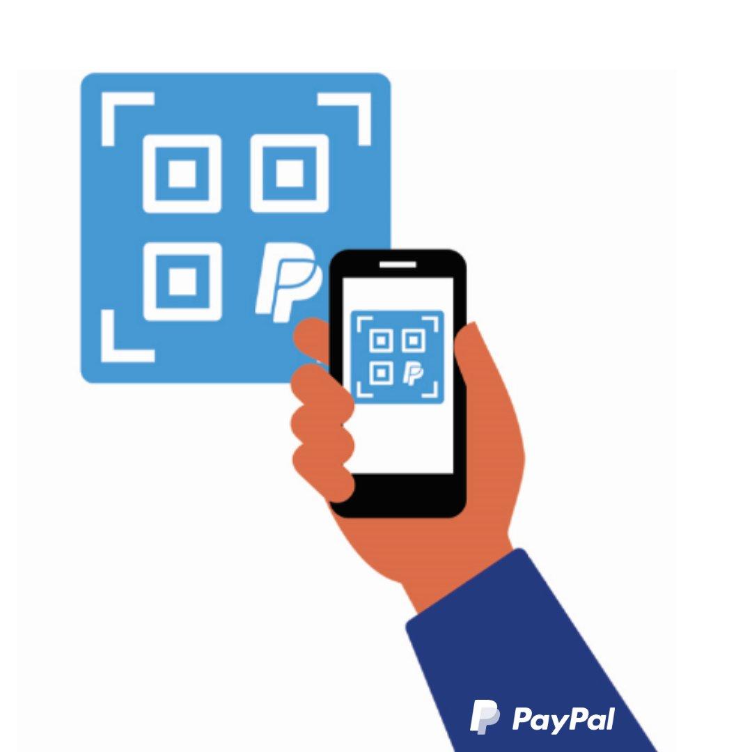 Veilig en gemakkelijk fysiek betalen in onze anderhalvemetersamenleving. Het kan nu dankzij de nieuwe PayPal QR-code, waarmee kopers en verkopers contactloze face-to-face betalingen kunnen doen. Printen, scannen en het bedrag invullen: zo betaald. Lees: https://t.co/86jkPpfpWv https://t.co/1VPRWpbLHY