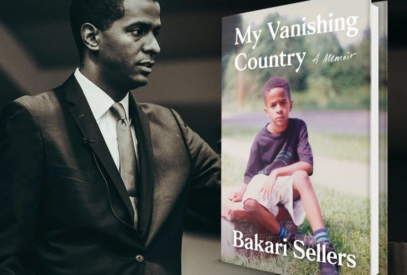 .@Bakari_Sellers My Vanishing Country upends the idea that black is equivalent to urban or inner city. bit.ly/2Xe5ydI