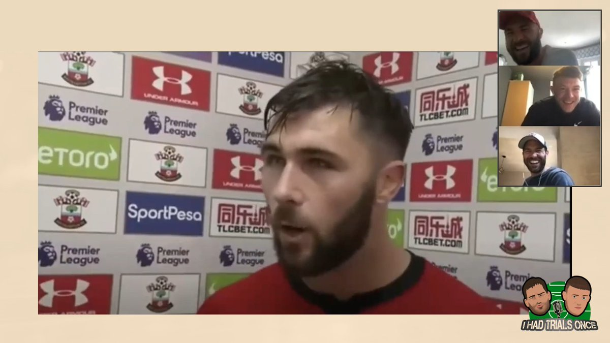🚨 NEW EPISODE 🚨 From Non-League to Premier League, the perfect #IHadTrialsOnce guest... CHARLIE AUSTIN ⚽️ RETWEETS APPRECIATED! 👏 YouTube 👉 youtu.be/tt0ZL_fgics iTunes 👉 podcasts.apple.com/gb/podcast/i-h… Spotify 👉 open.spotify.com/episode/1GeNmX…