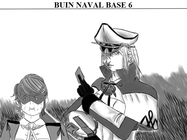 "Buin Naval Base 6: Little Aquila knew that challenging Graf to a certain ""card game"" would be a very bad idea (+60 min. 😖) #艦これ版深夜の真剣お絵描き60分一本勝負 #艦これ版真剣お絵描き60分一本勝負_20200519 https://t.co/tUG4TBC3t3"
