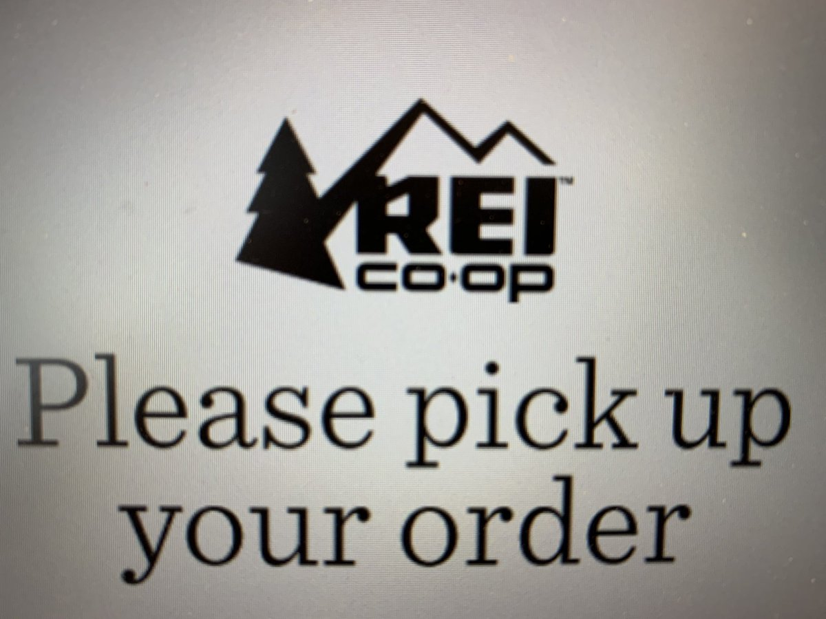 """My wife likes to hike, boat, and kayak. She's never been to REI before but coming with me to pick up an order and """"look around."""" Might be an expensive trip."""
