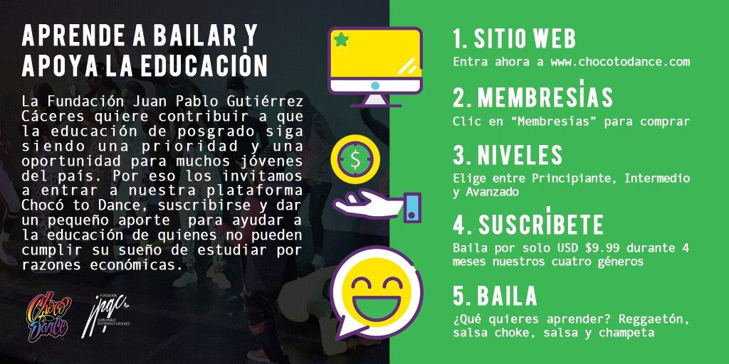 test Twitter Media - ¿Quieres clases de baile de ritmos latinos? Atrévete a bailar con nuestros profesores chocoanos. ¡Muévete con sabrosura! https://t.co/yLbI5gIj7q  #amobailar #bailaencasa #yobailoencasa #reggaeton #reggaetón #salsa #champeta #clasesdebaile #colombia https://t.co/oPmkWNmm1W