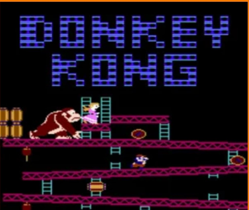 #MayMotivation #Day #19... Come on guys you'll know DONKEY KONG was one of the best games EVER!!  You'll are going to have me searching for this game to play  pic.twitter.com/5beIylnZfl
