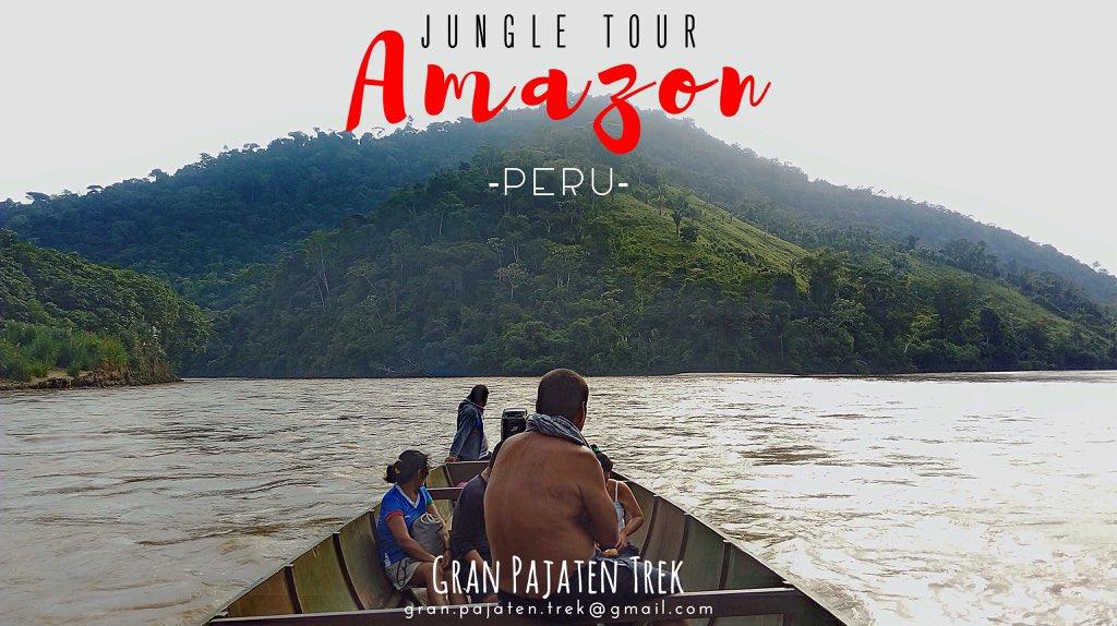 Amazonia peruana río huayabamba distrito de Pachiza en la région de San Martin  Camino al parque nacional del río Abiseo #amazonie #selva #aventure #treking #jungle #tour #river #peru https://t.co/rwdPvzE6MI